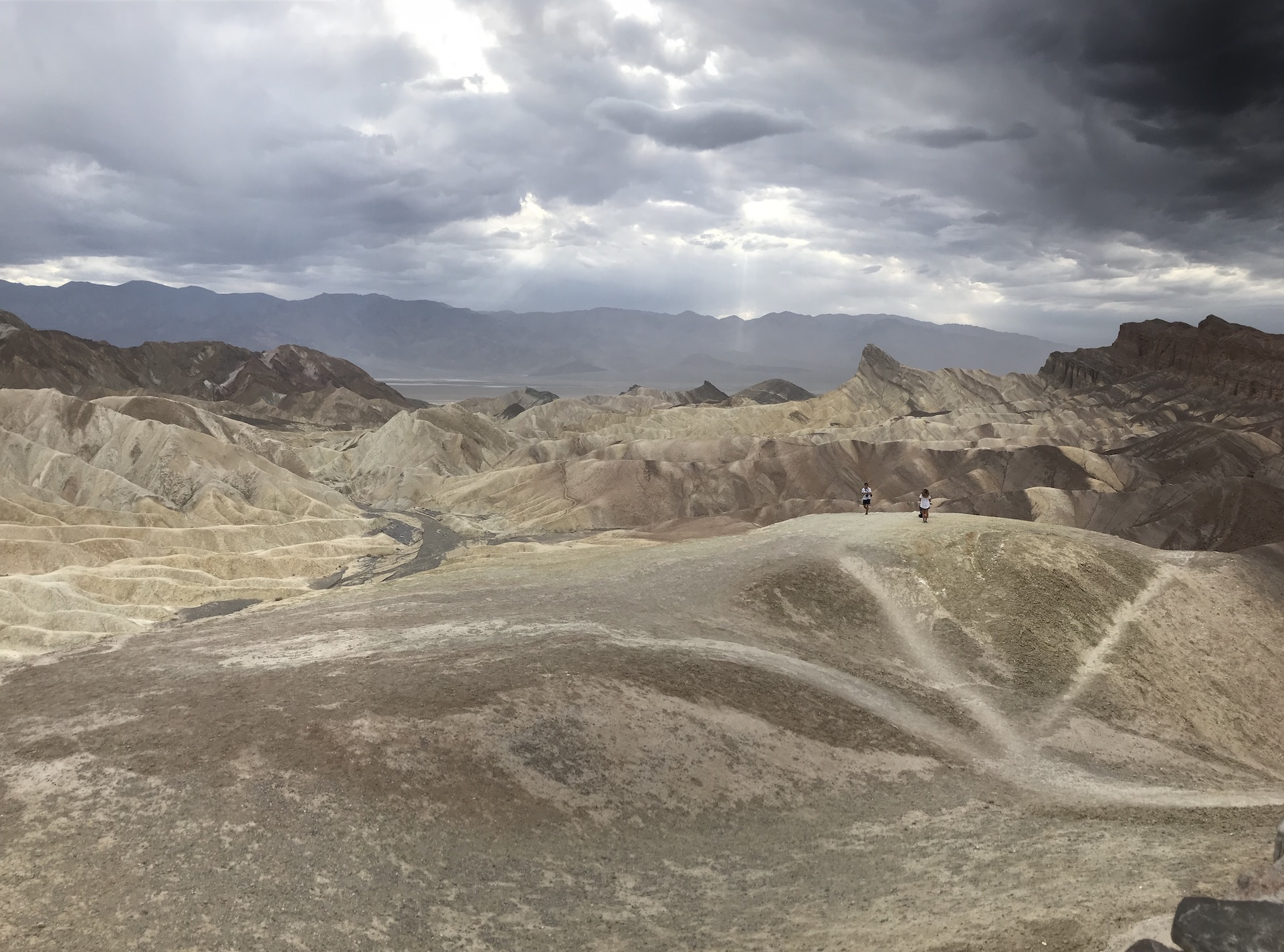 Death Valley from above